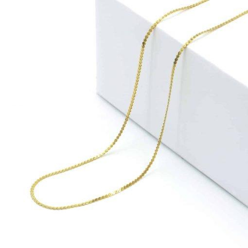 Χρυσή αλυσίδα καλώδιο